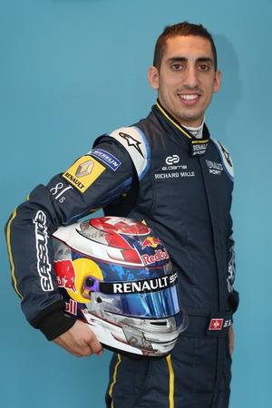 Sébastien Buemi Renault Formel E 2014 © Renault