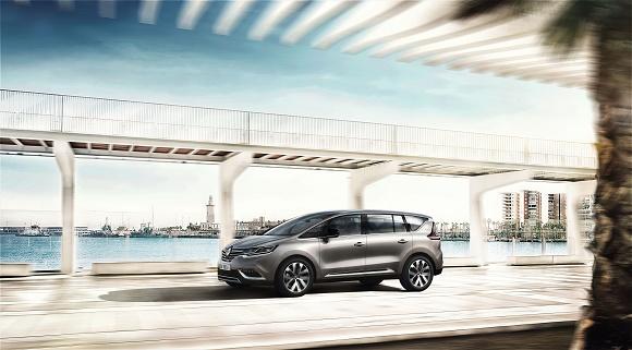 Pariser Autosalon 2014 Weltpremiere des neuen Renault Escape © Renault