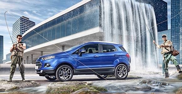Ford EcoSport Lollipop © Ford
