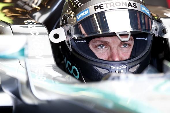 Formel 1 2015 Australien GP Nico Rosberg Mercedes AMG Petronas © Daimler AG