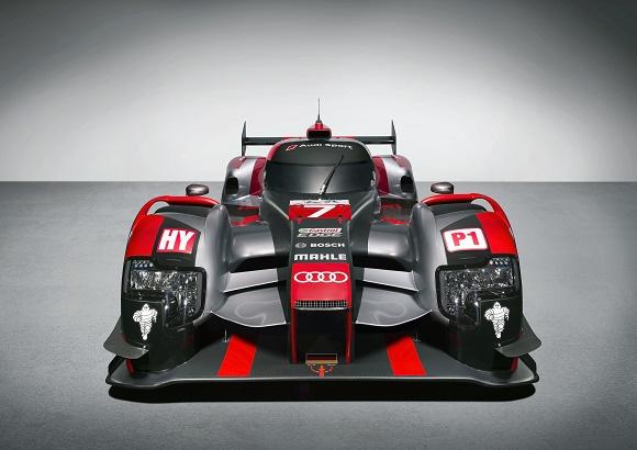 Der neue Audi R18 FIA-Langstrecken-Weltmeisterschaft WEC 2016 © Audi