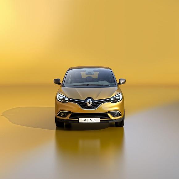 Renault Scénic Weltpremiere Genfer Auto-Salon 2016 © Renault