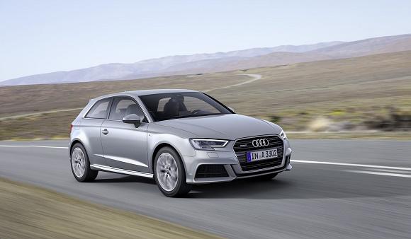 Der neue Audi A3 Vorverkaufsstart im Mai 2016 © Audi AG