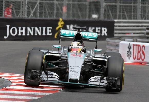 Monaco GP Formel 1 Lewis Hamilton (Mercedes) © RTL / Lukas Gorys