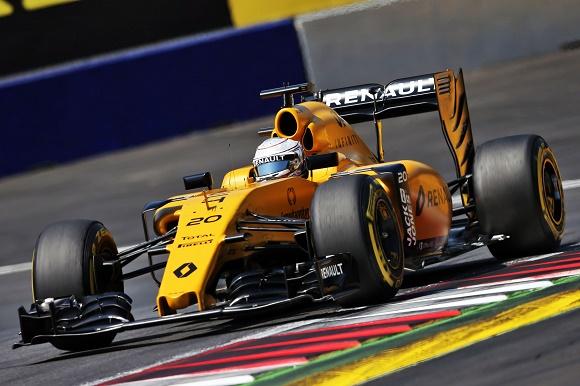 Kevin Magnussen Formel 1 2016 beim Großen Preis von Österreich Renault Sport Formel 1 Team © Renault Sport Formel 1 Team