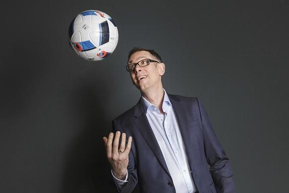 Steffen Simon - Sportreporter und WDR-Sportchef Bild © WDR/Herby Sachs