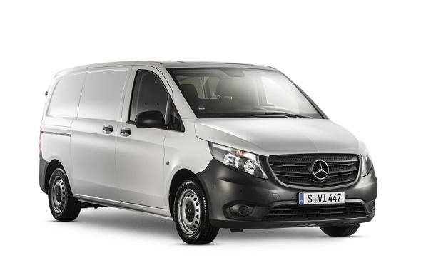 Mercedes-Benz Vito gewinnt den Deutschen Nutzfahrzeugpreis 2016 © Daimler