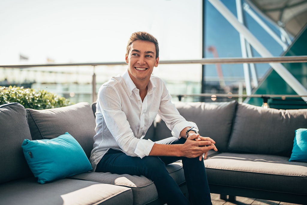 Formel 1 2022 George Russell wechselt von Williams zum Mercedes-AMG Petronas F1 Team © Daimler AG